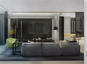 (樺 · 工作室)靜土 · 簡歐 · 室內設計