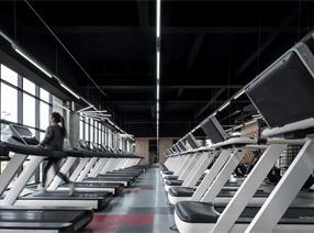 上海建橋學院健身夢工廠-學院派·健身夢工廠