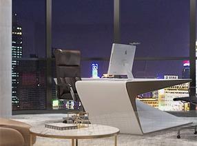 廣東廣州------明快的辦公環境