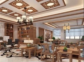 李志遠-新中式輕奢辦公室