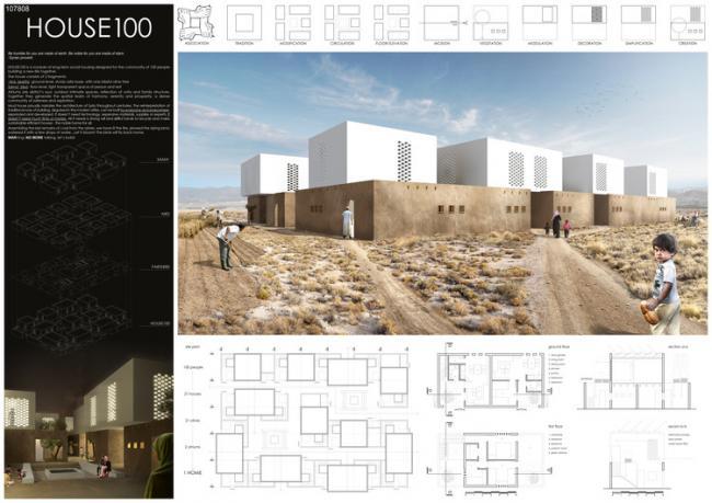 叙利亚战后建筑设计竞赛的获奖者名单公布