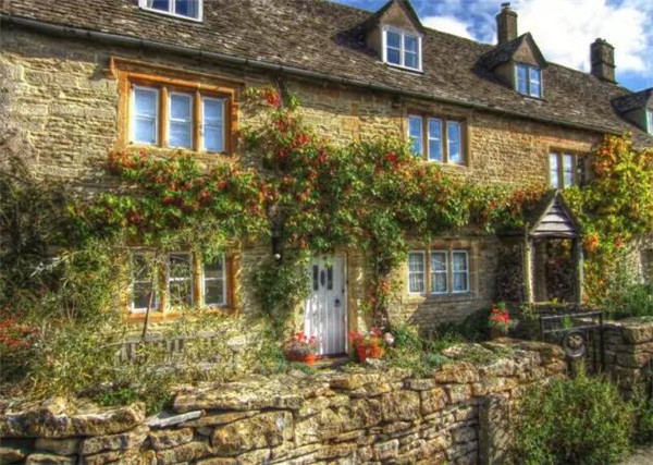 盘点英国最美的乡村小镇 这样的乡村才是理想的家园