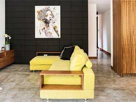 悉尼老公寓改造:开放式的格局让功能性与美观性结合