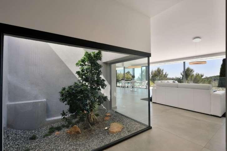 在室内规划小庭院 10种绝佳设计值得一看