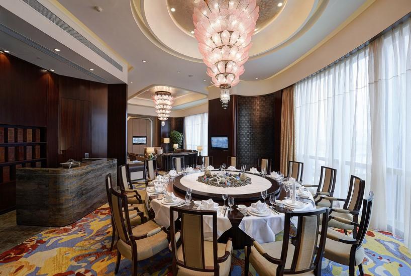 义乌香格里拉酒店-中餐包房