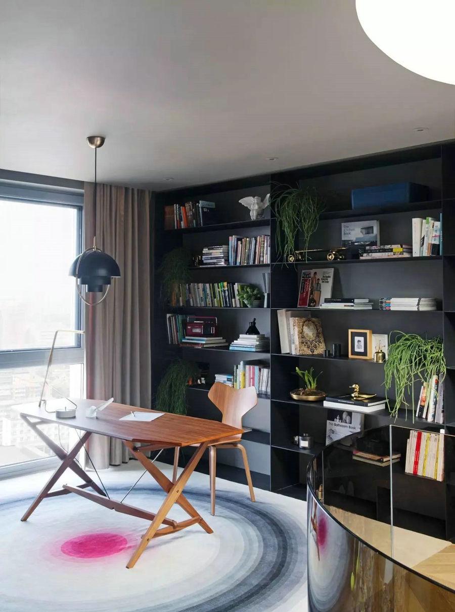 【现代简约】井柏然新家 l 明星公寓装修设计