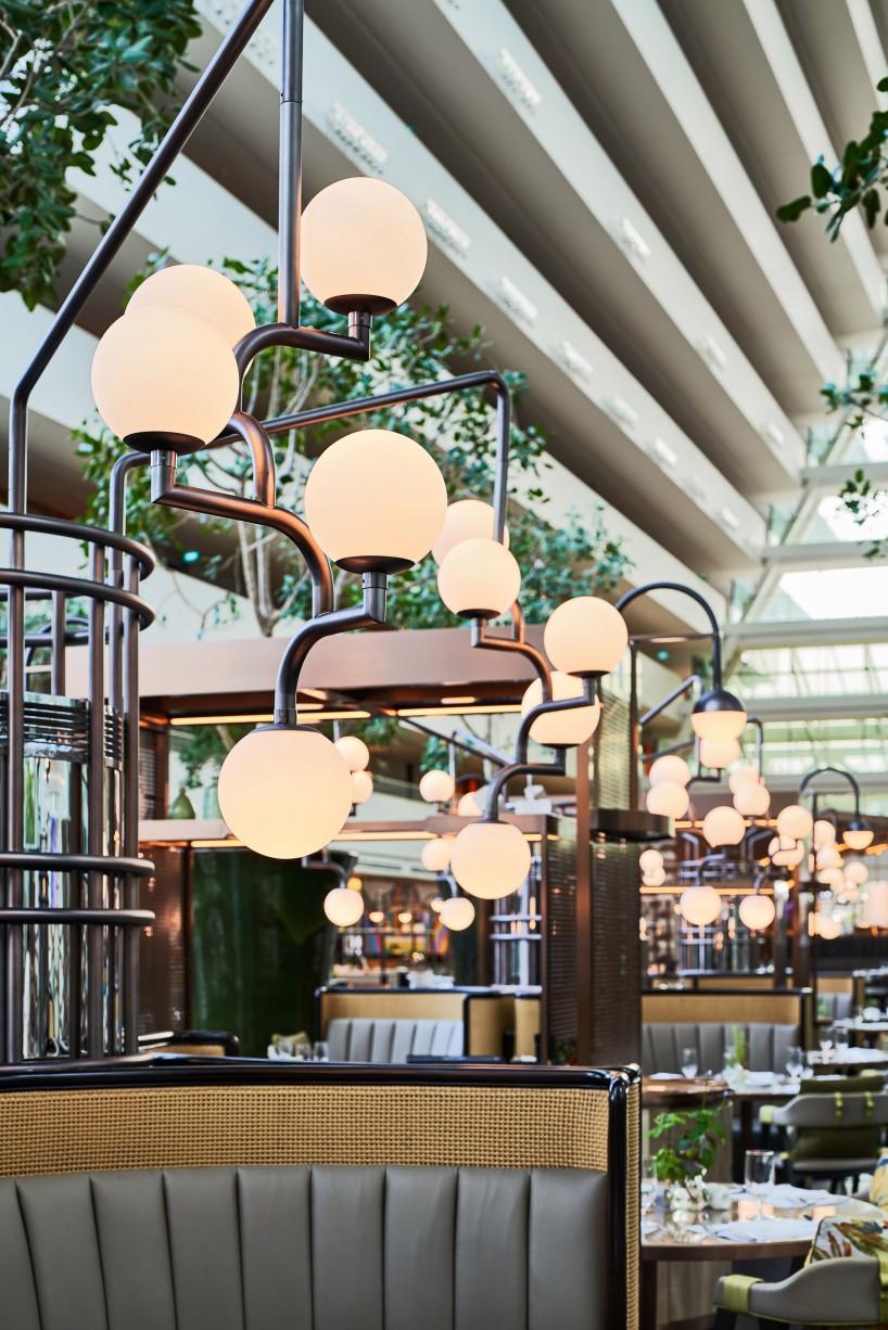 新加坡滨海湾金沙酒店RISE餐厅, by Aedas Interiors_5