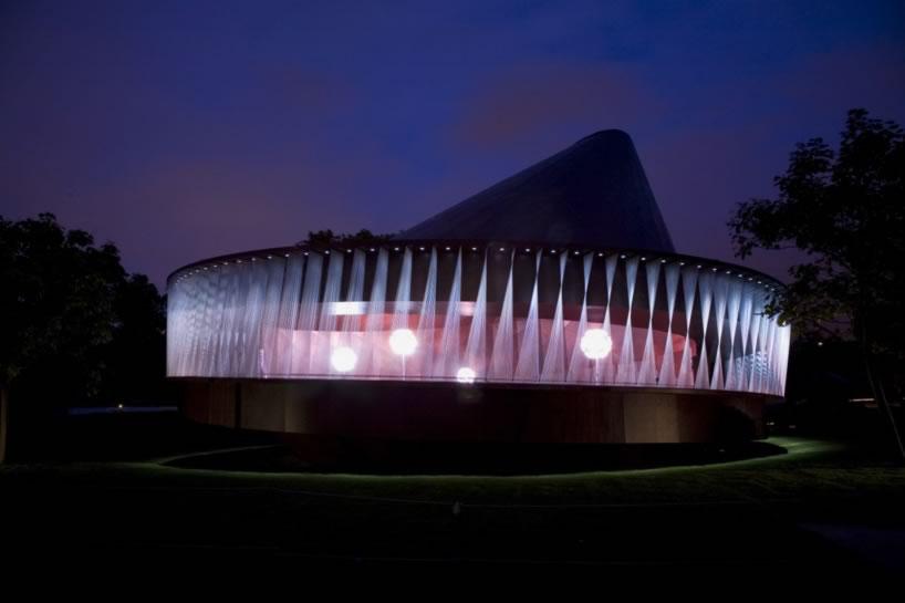 2015伦敦蛇形画廊展馆及往届回顾