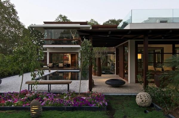 别墅庭院装修设计有哪些注意事项