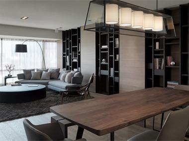 后现代主义的建筑与室内设计,追求一种文化媒体的传播