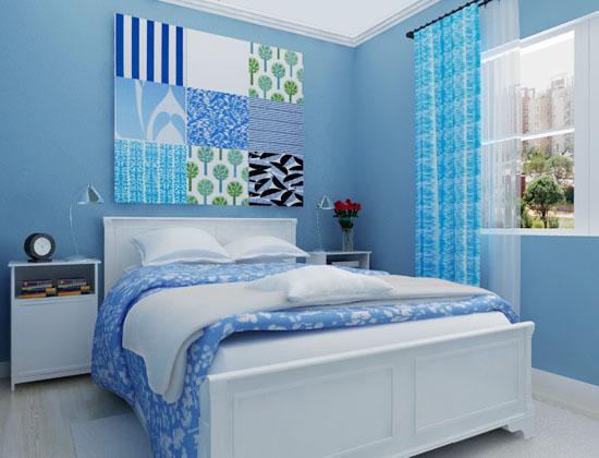 臥室乳膠漆用什么顏色 臥室乳膠漆顏色選擇技巧