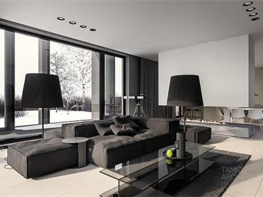 极简风格住宅设计