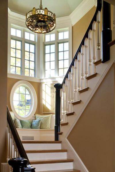 樓梯設計改造案例 10款樓梯裝修效果圖