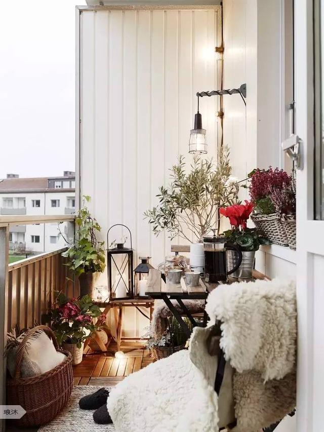 阳台怎么装修才个性 最个性阳台装修设计图