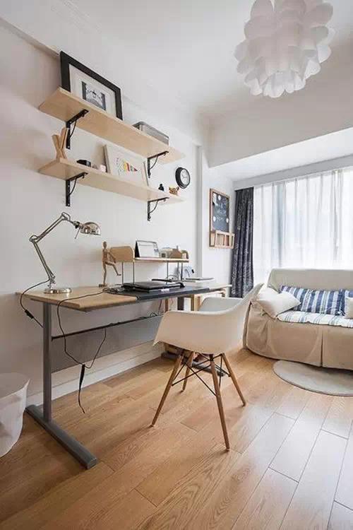 小书房装修效果图 小书房该怎么装修设计呢