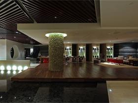 沈阳清水湾商务酒店酒店空间吊顶