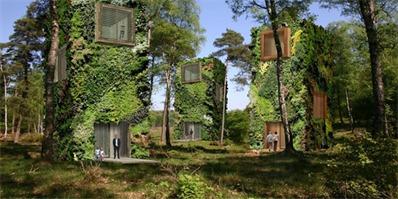 与自然极致融合 oas1s改善全球的城市环境