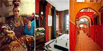 摩洛哥民族风设计,一种光彩夺目的美感