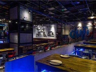 串亭——未来广场店餐饮空间