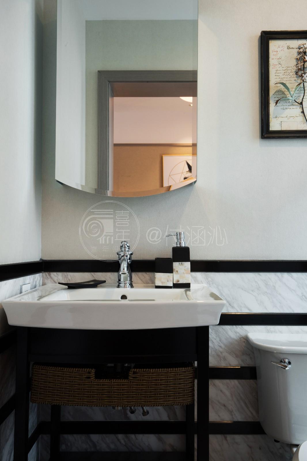 现代卫生间其它实景图