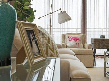 歐式客廳其它實景圖