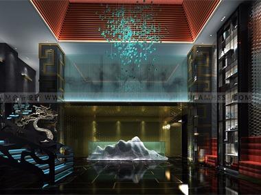 AM设计-大悦城顶级SPA会所
