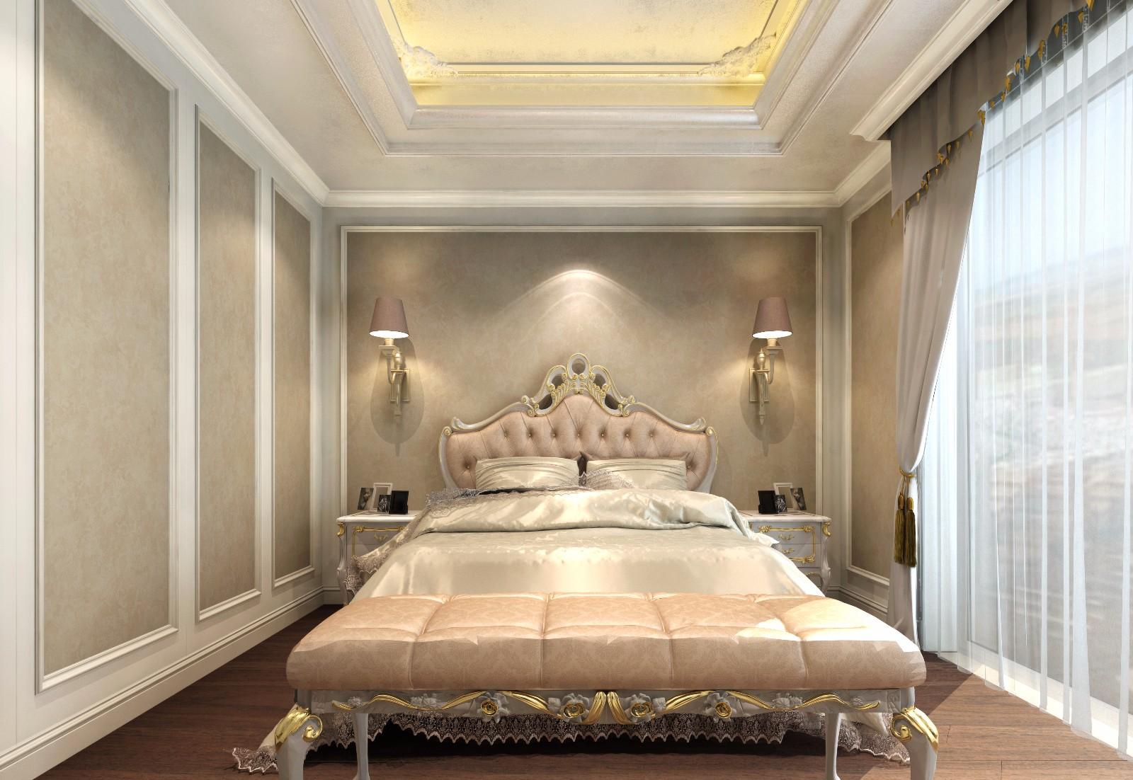其它卧室吊顶效果图