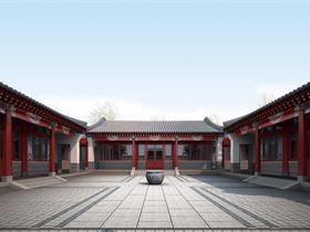 中式庭院其它效果图