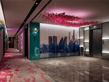 海口专业酒店设计公司-红专设计 一花一世界精品主题酒店