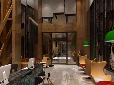 滁州专业酒店设计公司 :@城市精品酒店(艾途)