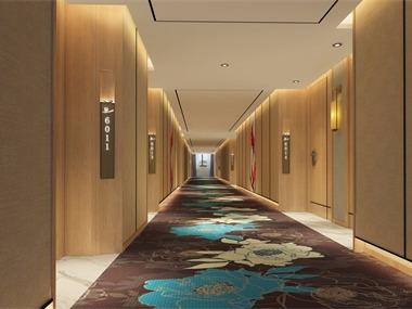 淮南专业酒店设计-红专设计 空中花园酒店