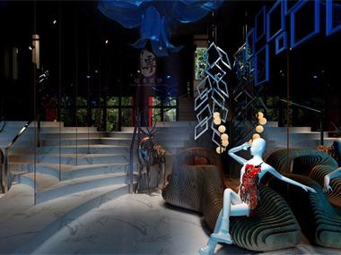 淮南专业酒店设计公司-红专设计 大隐美宿城市酒店