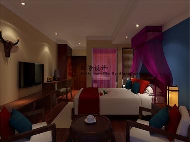 资阳专业酒店设计-红专设计|水云间主题酒店