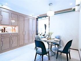 现代简约风格,空间通透,舒适美观。