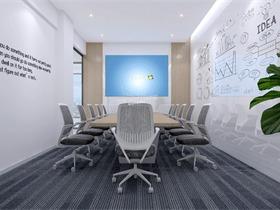 鲨鱼互娱总部办公空间