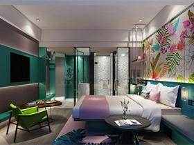 成都精品酒店设计—红专设计 昆明轻居精品酒店