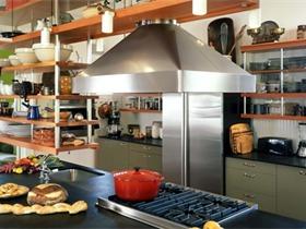 有这些厨房收纳实用技巧,再多杂物也不怕