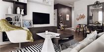 越南室内设计:北欧与美式风格的完美融合