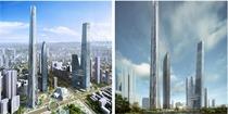 中国最高楼将落户深圳,由bkl建筑事务所设计