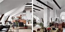 欧式老建筑的翻新 新旧混搭营造出更具韵味的空间