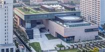 上海外高桥文化艺术中心竣工 十年用心筑造精品