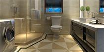 卫生间铺什么地砖好?选择卫生间地砖的8个实用技巧