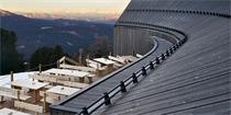 阿尔卑斯山之上的餐厅 在最佳美景中享受美食