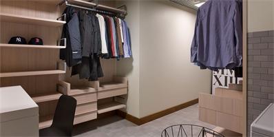 衣帽间该如何设计 打造时尚与收纳兼具的空间