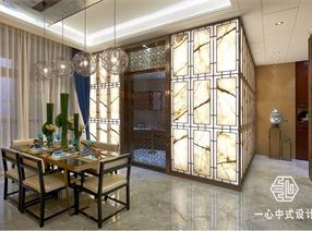 新中式设计 · 顺德桂花洲空中叠院