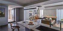 台北喜帖设计师的住宅设计 简约而富有质感的家居空间
