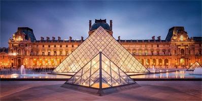 解读百岁贝聿铭 现代最伟大的建筑师之一