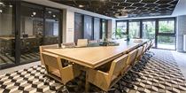 kontra architecture打造kolektifhouse共享办公室空间