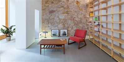 巴塞罗那住宅翻修 打造一个灵活明亮的开放空间