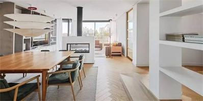 巴塞罗那住宅改造:无需过多点缀 美已深入人心